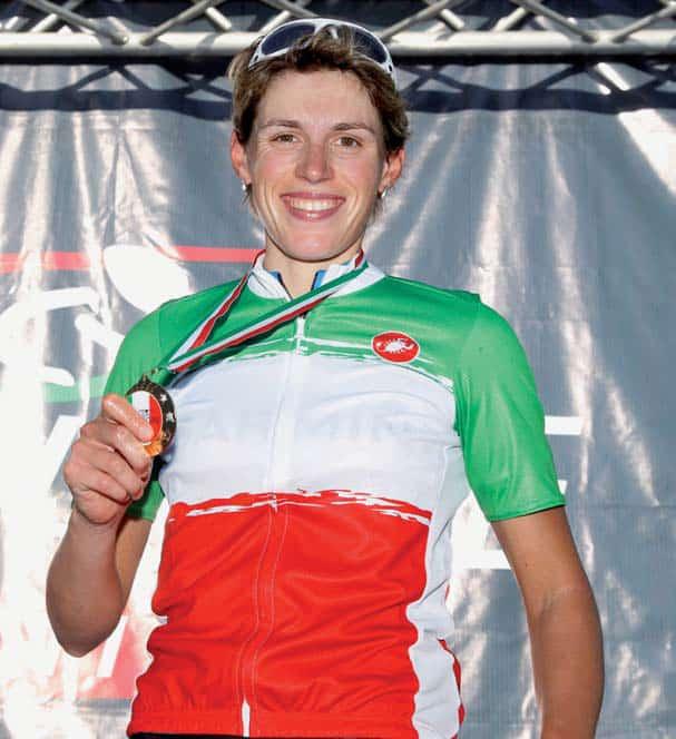 Noemi Cantele due volte campionessa italiana in Sicilia