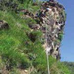 Partusacc, una ferrata adatta anche a scalatori principianti