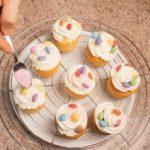 Cupcake al limone per la Festa della mamma!