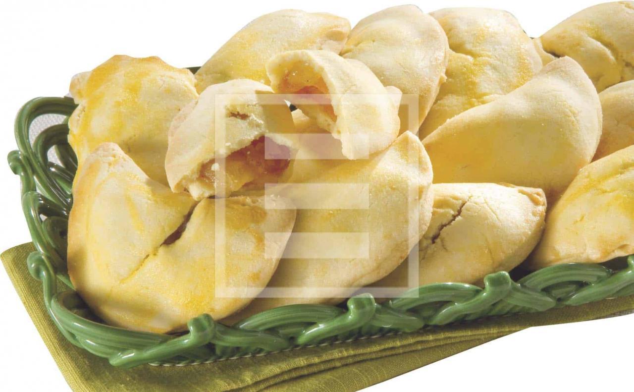 ravioli con ripieno di mele