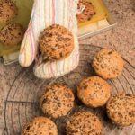 Ricetta dei Panini di segale con semi di lino e girasole