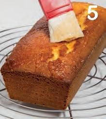 Plum cake al limone e mandorle: la ricetta