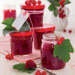 Gelatina di ribes rosso per dolci e formaggi