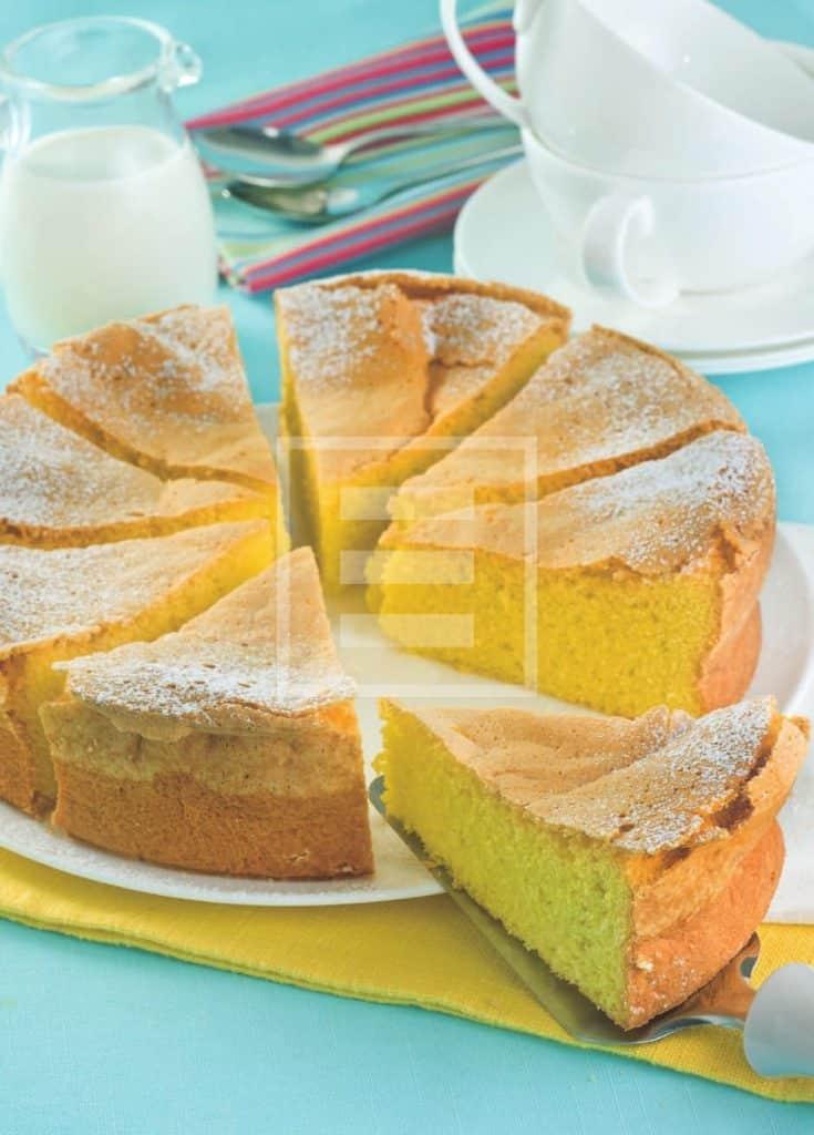Celiaci: Torta di pan di Spagna