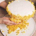 Ricetta della Torta mimosa: un dessert classico per la festa della donna