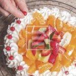 Trionfo di agrumi: ricetta della torta con crema all'arancia