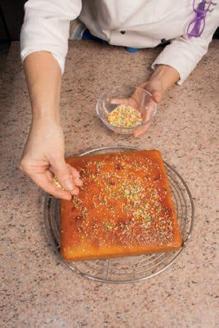 Torta di Carnevale all'arancia: ricetta semplicissima