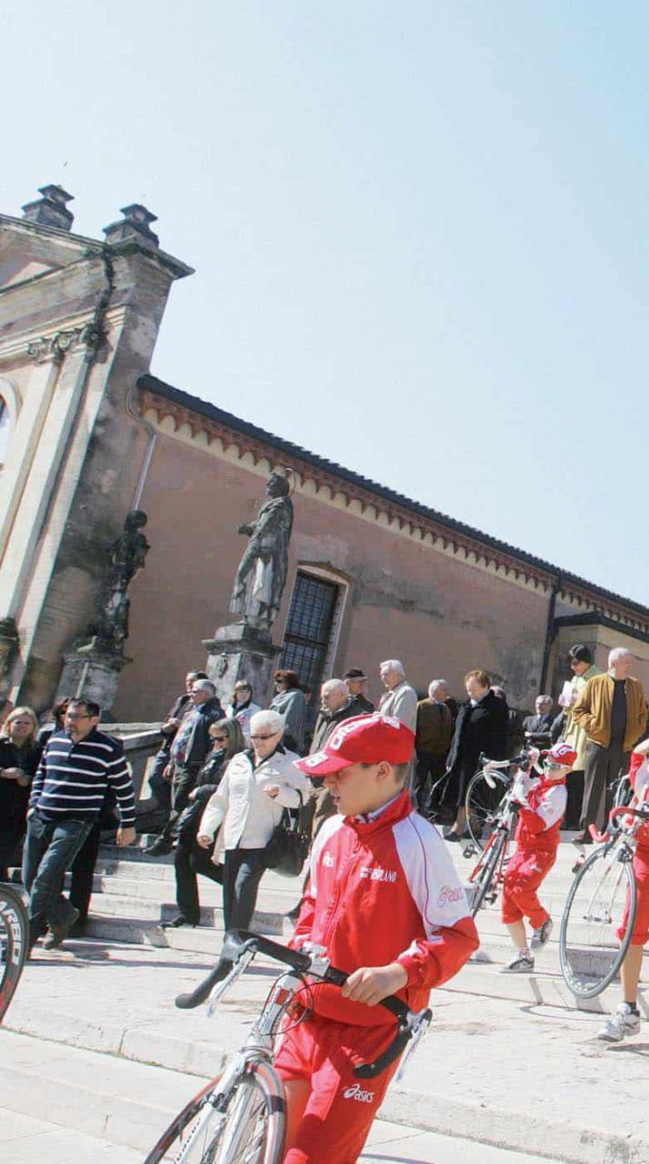 """Nicola Minali: """"Il ciclismo per i giovani dev'essere divertimento!"""