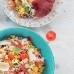 Il menù di fine estate: pasta fredda, verdure e sushi