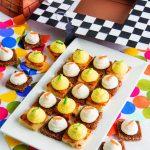 Torta scacchiera, pedine golose e... idee per la festa a tema scacchi