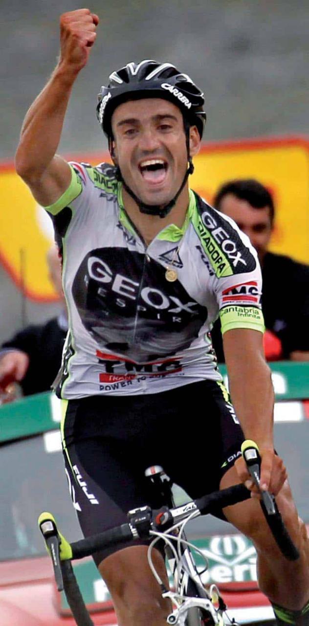 """Juan Josè Cobo: """"La vittoria alla Vuelta è merito anche del ds Matxin"""""""