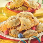 Ravioli fritti con confettura di pesche: ricetta per Carnevale