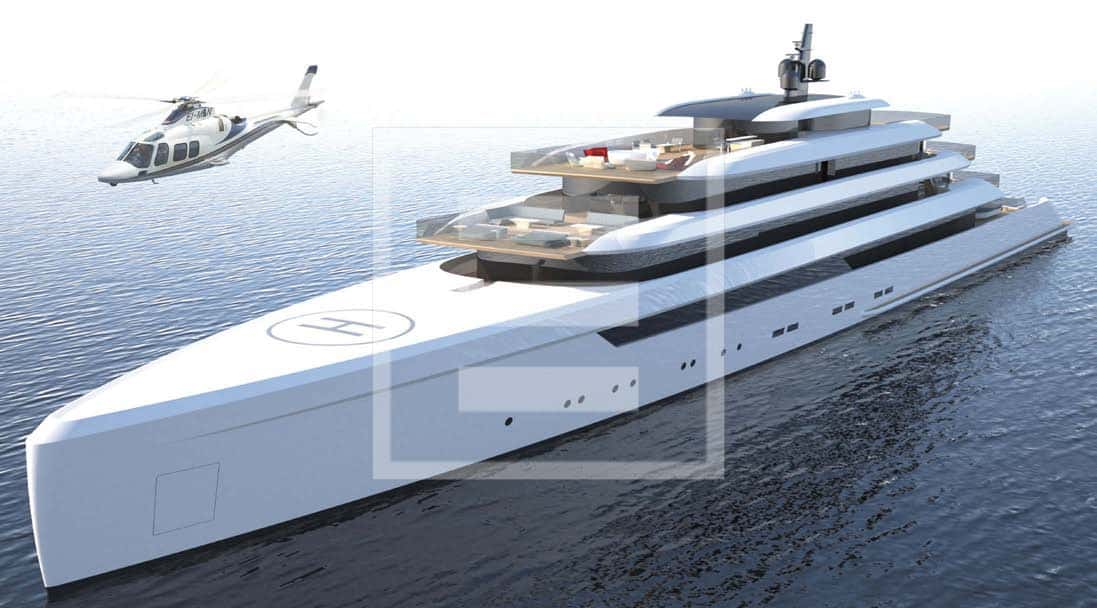 The 120 Open developed by Van Geest Design
