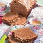 Plumcake moretto al cacao: ricetta senza glutine