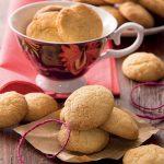 Biscotti per il tè alle mandorle: ricetta senza glutine