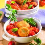 Polpette di pane con pomodoro: l'antipasto low cost