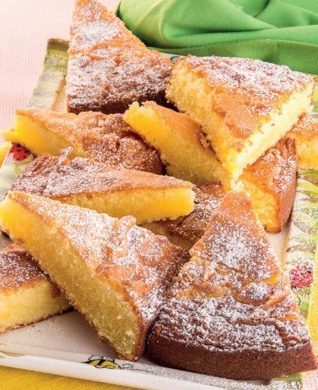 Torta morbida alla vaniglia: il gusto della semplicità