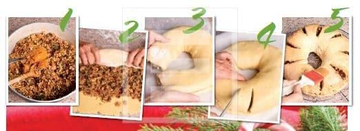 buccellato dolce sicilia natale ricetta