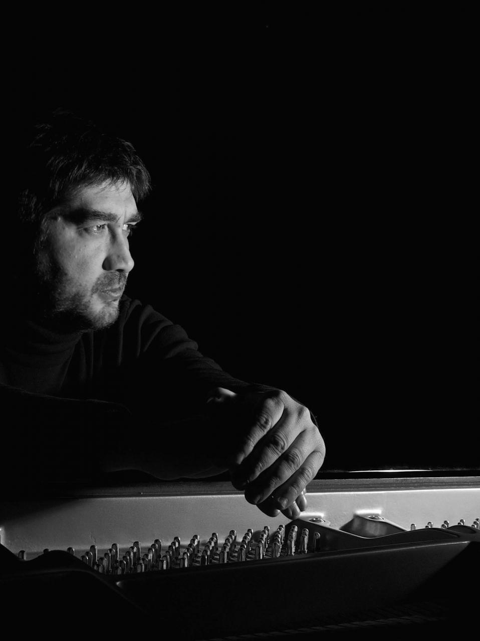 "Angelo Comisso: il mio ""Stabat Mater"" jazz"