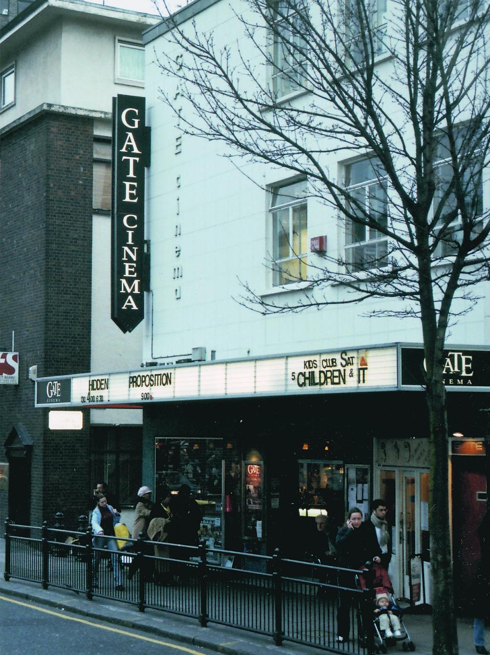Gate Cinema, Notting Hill