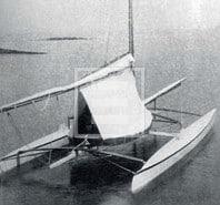 catamarano tarantella