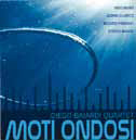 """""""Moti Ondosi"""": recensione del disco di Diego Baiardi"""