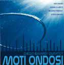 Diego Baiardi Quartet MOTI ONDOSI