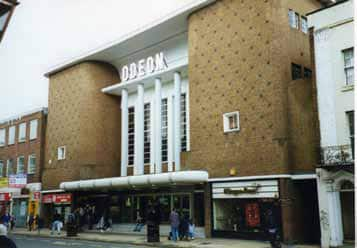 The Odeon Worcester