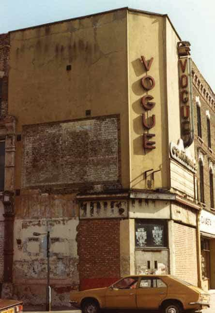 The Vogue Cinema, Stoke Newington, London