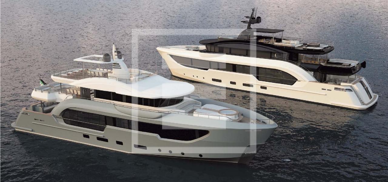 Da Columbus Yachts e Too Design ecco la gamma Berlinetta