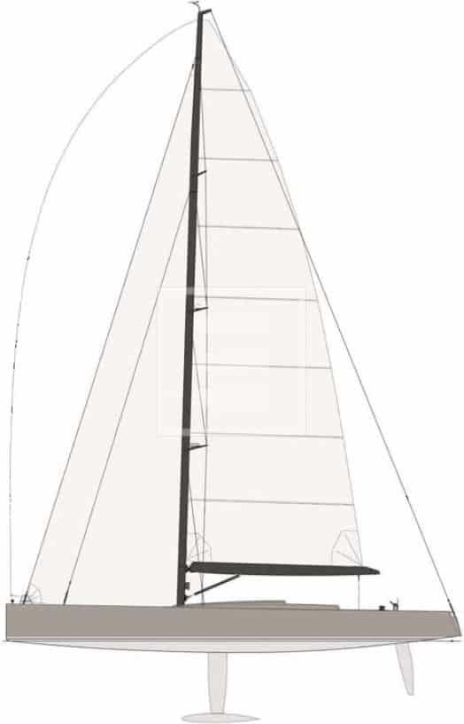 Il Felci 100 di Felci Yacht Design