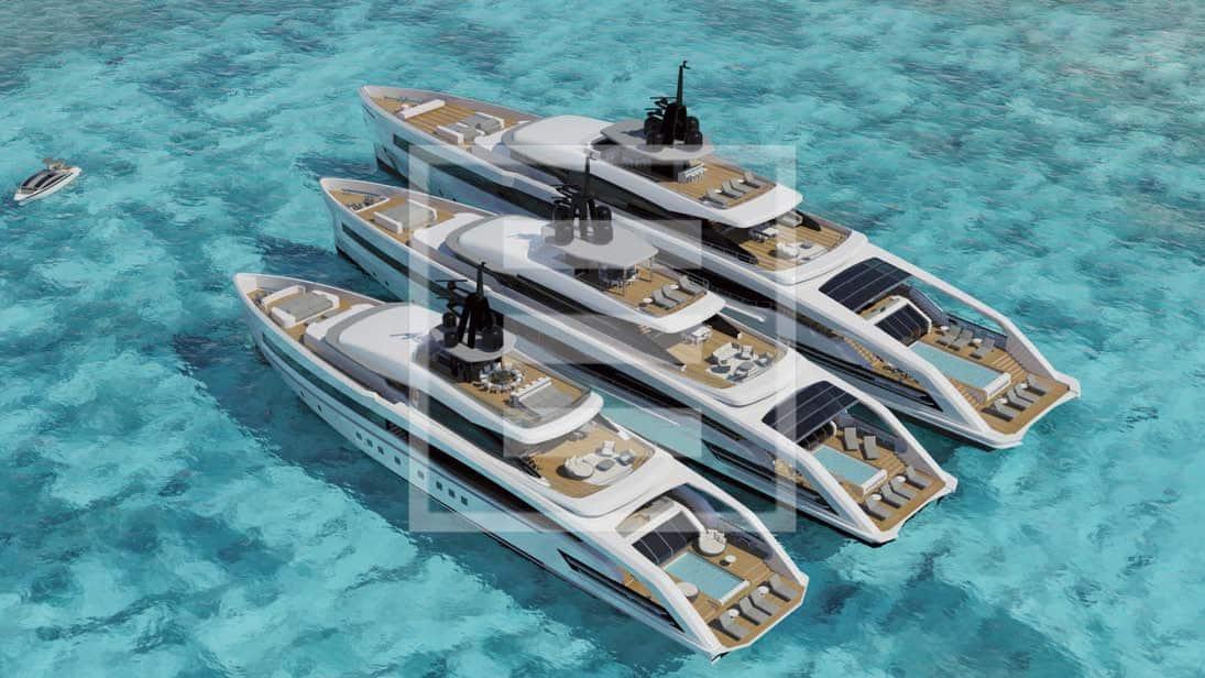Nasce Oceansport, un tris di sicuro successo firmato da Omega Architects per CRN