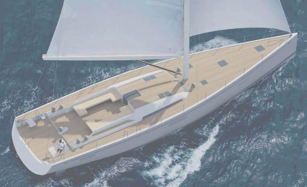 Swan 78: chiglia da regata per il nuovo modello Nautor