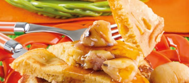 Pancake meraviglia alle castagne