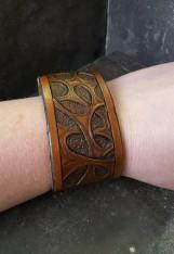 workshop armband tulip