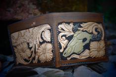 TULIP leatherwork