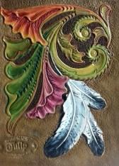 veren en bloemen