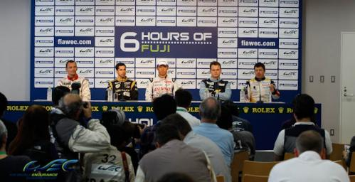 MOTORSPORT - WORLD ENDURANCE CHAMPIONSHIP 2012 - 6 HOURS OF FUJI - JAPAN - 12 TO 14/10/2012 - PHOTO : JEAN MICHEL LE MEUR / DPPI -