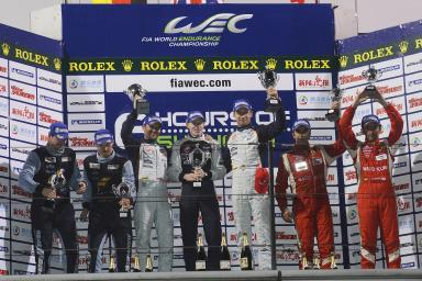 MOTORSPORT - WORLD ENDURANCE CHAMPIONSHIP 2012 - 6 HOURS OF SHANGHAI - CHINA - 26 TO 28/10/2012 - PHOTO : GREGORY LENORMAND / DPPI -