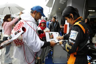 MOTORSPORT - WORLD ENDURANCE CHAMPIONSHIP 2013 - 6 HOURS OF FUJI - JAPAN - 17 TO 20/10/2013 - PHOTO  FREDERIC LE FLOCH / DPPI - NAKANO SHINJI (JPN) / WEC LMP2 / ORECA 03 NISSAN TEAM ADR DELTA / AMBIANCE - PORTRAIT