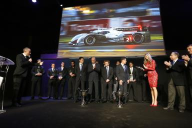 MOTORSPORT -  FIA WEC AND ELMS PRIZE GIVING 2013 - PARIS (FRA) 7/12/2013 - PHOTO : FLORENT GOODEN / DPPI
