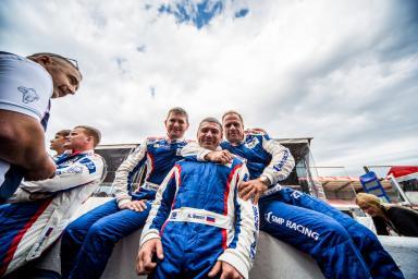 Anton Ladygin (SMP Racing #27)/ Aleksey Basov (SMP Racing #72) / Sergey Zlobin (SMP Racing #27) -  / 24 Heures du Mans / Circuit De La Sarthe / France