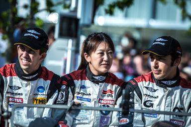 Drivers Parade / 24 Heures du Mans / Circuit De La Sarthe / France