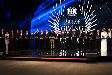 FIA Awards Gala 2014 in Doha