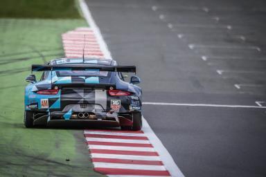 Car #77 / DEMPSEY-PROTON RACING (DEU) / Porsche 911 RSR / Patrick Dempsey (USA) / Patrick Long (USA) / Marco Seefried (DEU) - 6 Hours of Silverstone  at Silverstone Circuit - Towcester - UK  - 6 Hours of Silverstone  at Silverstone Circuit - Towcester - U