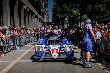 #2 TOYOTA RACING - Le Mans 24 Hours at Circuit Des 24 Heures - Le Mans - France
