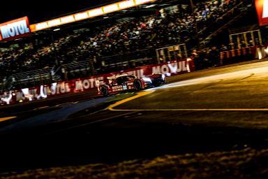 Car #22 / NISSAN MOTORSPORTS (JPN) / NISSAN GT-R LM NISMO Hybrid / Harry TINCKNELL (GBR) / Michael KRUMM (DEU) / Alex BUNCOMBE (GBR) - Le Mans 24 Hours at Circuit Des 24 Heures - Le Mans - France
