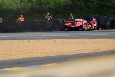 Car #13 / REBELLION RACING (CHE) / REBELLION R-ONE - AER / Alexandre IMPERATORI (CHE) / Dominik KRAIHAMER (AUT) / Daniel ABT (DEU) - Le Mans 24 Hours at Circuit Des 24 Heures - Le Mans - France