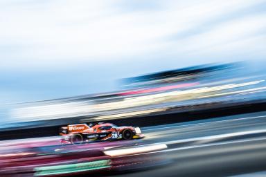 Car #28 / G-DRIVE RACING (RUS) / LIGIER JS P2 - NISSAN / Gustavo YACAMAN (COL) / Luis Felipe DERANI (BRA) / Ricardo GONZALEZ (MEX) - Le Mans 24 Hours at Circuit Des 24 Heures - Le Mans - France