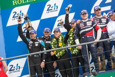 Car #77 / DEMPSEY-PROTON RACING (DEU) / PORSCHE 911 RSR / Patrick DEMPSEY (USA) / Patrick LONG (USA) / Marco SEEFRIED (DEU) - Le Mans 24 Hours at Circuit Des 24 Heures - Le Mans - France